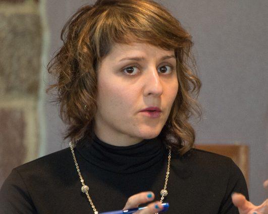 Aggie Ebrahimi Bazaz